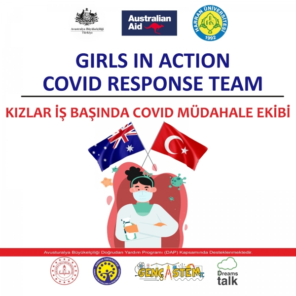 GIRLS IN ACTlON-COVID RESPONSE TEAM PROJESİ